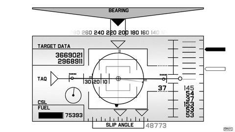 Radar GPS navigation screen display,computer game interface,hi-tech software pan Animation