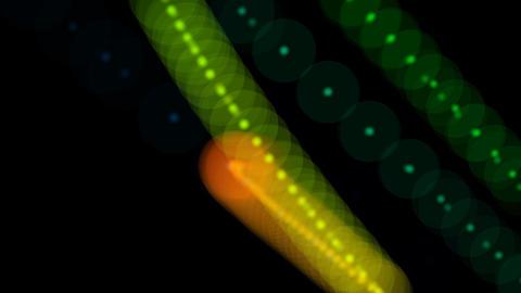 circle line streak Animation