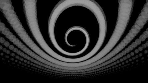 radio twirl matte Animation