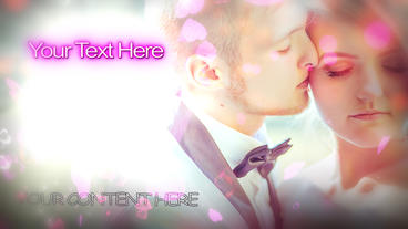 Wedding Photo Montage After Effects Template