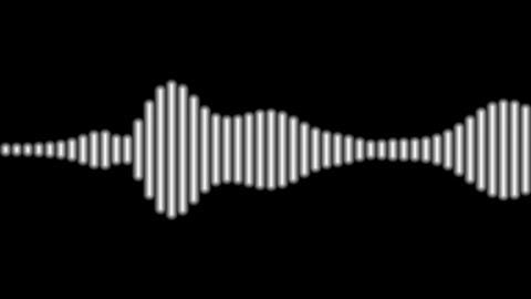 audio matte spectrum Stock Video Footage