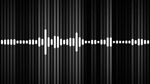 beat spectrum matte Stock Video Footage