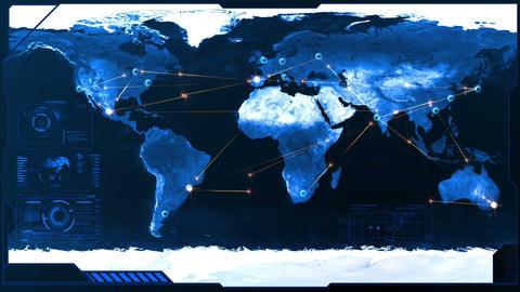 Logistics HD Animation