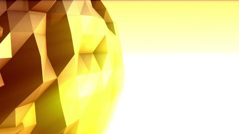 Geometric Mountain 2 Stock Video Footage
