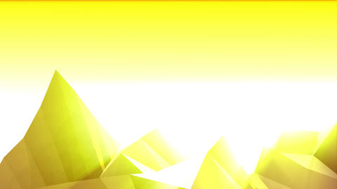 Geometric Mountain 4 Animation