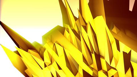 Geometric Mountain 10 Animation