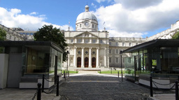 Dublin Architecture 2 Stock Video Footage