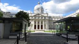 Dublin Architecture 2 Footage