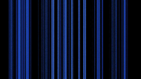 Vertical Blue Lines on Black Stock Video Footage