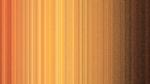 Vertical Yellow Orange Lines on Black Animation