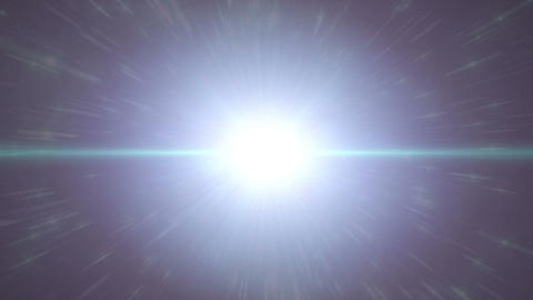 Star Field Space flash a 3c HD Animation