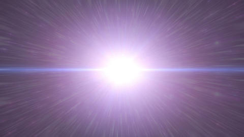 Star Field Space flash b 3a HD Stock Video Footage