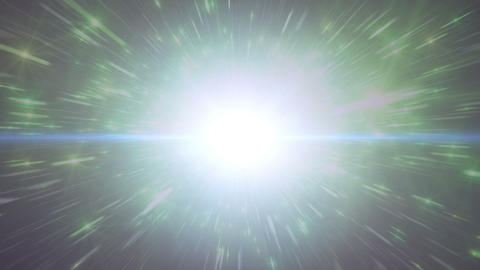 Star Field Space flash b 3c HD Animation