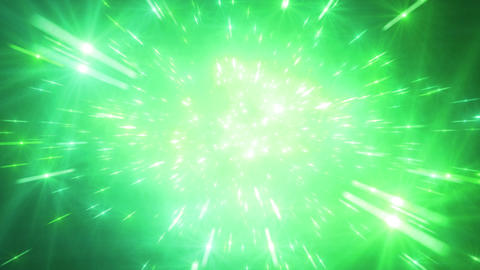 Star Field Space flash b 4b HD Stock Video Footage