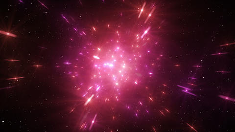 Star Field Space tunnel a 1a HD Animation