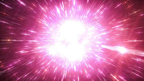 Star Field Space tunnel a 1a HD Stock Video Footage