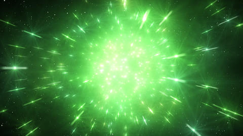 Star Field Space tunnel a 2b HD Stock Video Footage