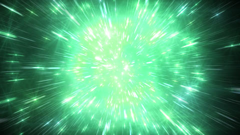 Star Field Space tunnel a 3c HD Stock Video Footage