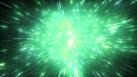 Star Field Space tunnel a 3c HD Animation