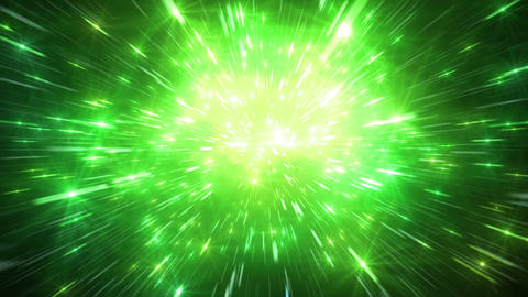 Star Field Space tunnel b 3c HD Stock Video Footage