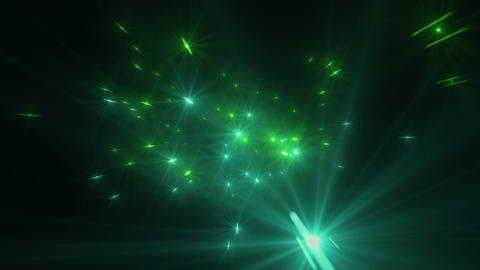 Star Field Space tunnel b 4b HD Stock Video Footage