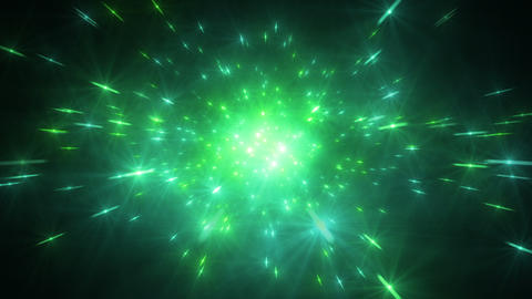 Star Field Space tunnel b 4b HD Animation