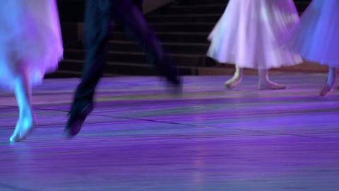 Classical Ballet HD Stock Video Footage