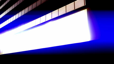 City by Night 01 Stock Video Footage