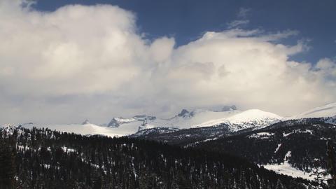 Mountain landscape Stock Video Footage