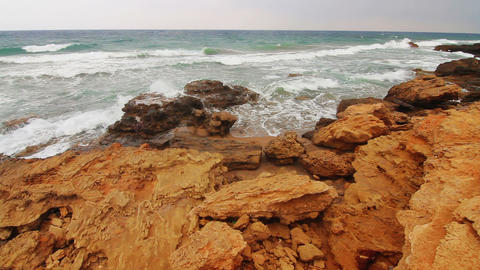 Sea Greece Stock Video Footage