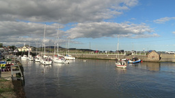 Courtown Harbour 2 Footage