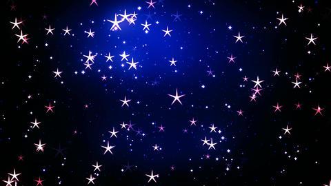 Celebration Stars 1 Stock Video Footage