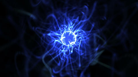 Plasma energy Animation