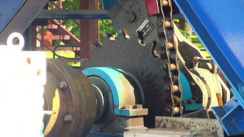 Lifting mechanism Footage