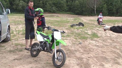 Motocross Stock Video Footage