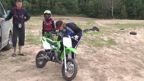 Motocross Footage