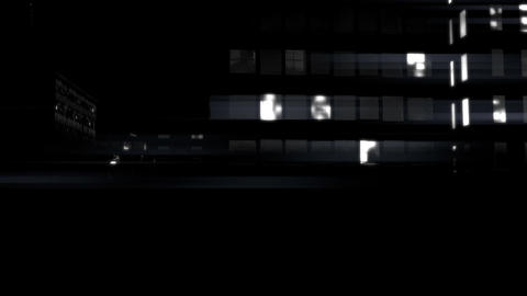 Black City 02 Animation
