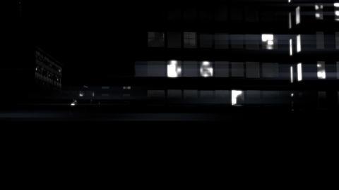 Black City 02 Animation