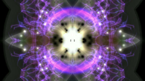 fusion atom quantum energy field,explosion,cable energy field Animation
