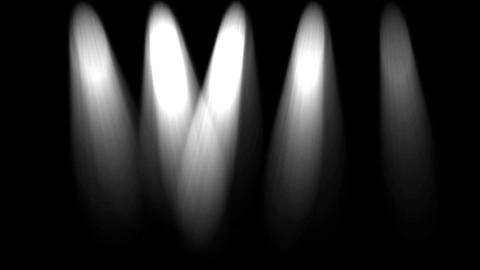 stage light & smoke Stock Video Footage