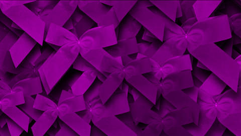 purple bow-knot background,chrismas & holiday decoration Stock Video Footage