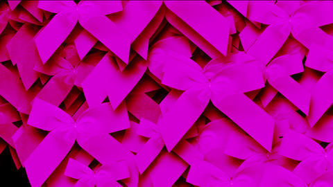 pink bow-knot background,chrismas & holiday decoration Stock Video Footage