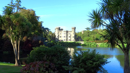 Johnstown Castle 1 Stock Video Footage