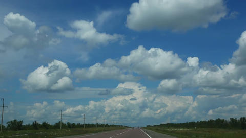 Along the highway Footage
