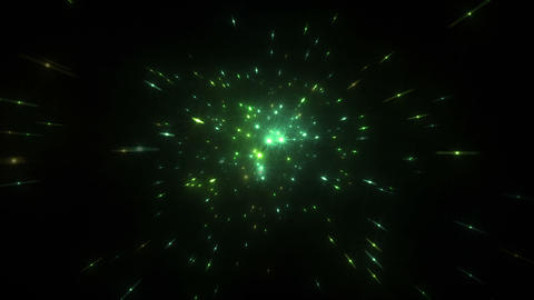 Star Field Space flash c 4a HD Stock Video Footage