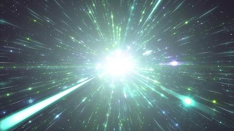 Star Field Space flash d 2a HD Stock Video Footage