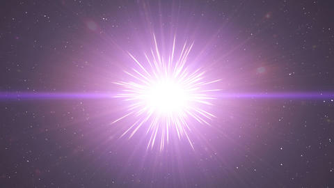 Star Field Space flash d 2c HD Stock Video Footage