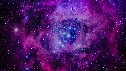 Exposure Galaxy supernova Astronomy Nebula Stars S Stock Video Footage