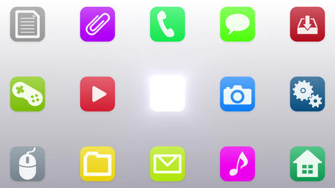 Smart Phone apps G 7 Dw 1 D 1 Wide Stock Video Footage
