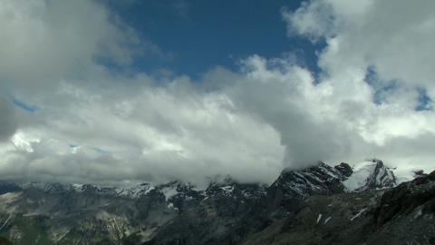 Alps 24 Stock Video Footage